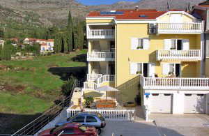 Вилла в Дубровнике Хорватия