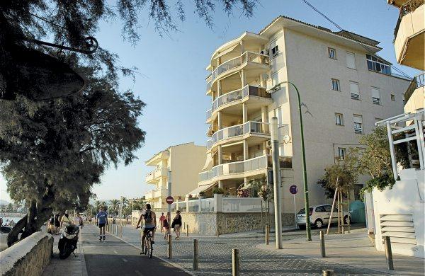 Апартаменты 3968 Пальма де Майорка