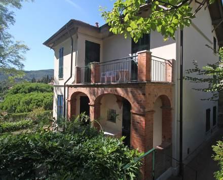 Вилла в Лигурии в Алассио