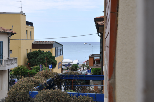 Апартаменты в Тоскане в 50м от пляжа
