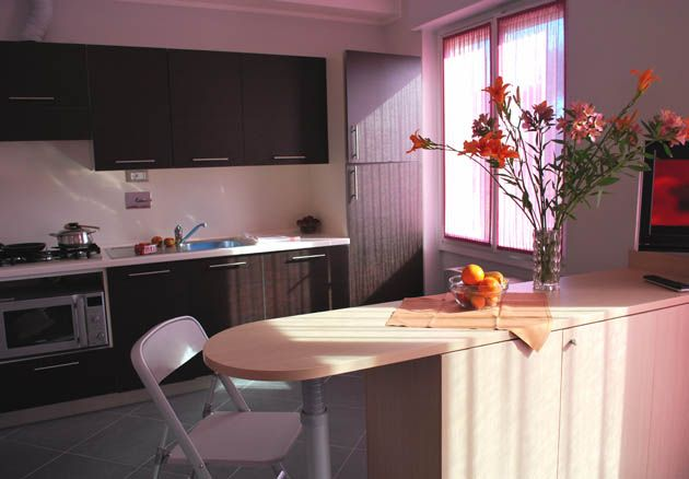 Апартаменты № 4553 Алассио, Италия