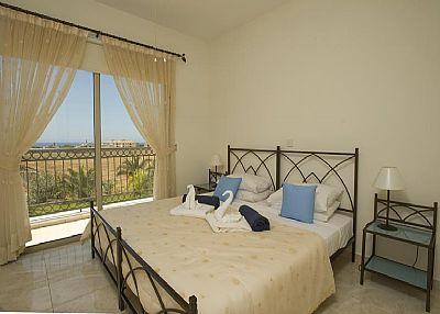 Апартаменты в Като Пафос на 4 гостей