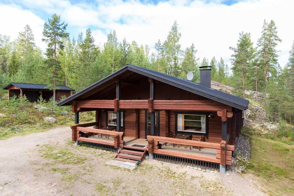 Коттеджи в Финляндии: снять коттедж для отдыха в Финляндии